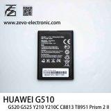 Batterie de téléphone mobile de qualité pour le prisme 2 II Hb4w1 de Huawei G510 G520 G525 Y210 Y210c C8813 T8951