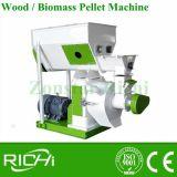 Moinho de madeira durável e reusável da pelota da serragem da máquina da imprensa