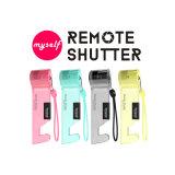 나 자신 Bluetooth 먼 셔터, 고품질 다채로운 각자 타이머 & 전화 홀더