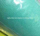 Stuoia antisdrucciolevole strutturata di yoga del materiale di gomma ecologico del TPE