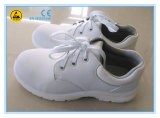 Ботинки техники безопасности на производстве ESD высокого качества кожаный водоустойчивые