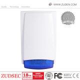 Водонепроницаемый для использования вне помещений Flash сирены охранной сигнализации для домашних систем безопасности