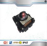 Interruptor de limite de caixa com Suporte de Aço Inoxidável