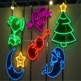 Westliches populäres dekoratives Neonzeichen-Qualitäts-Neon beleuchtetes Zeichen