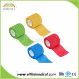 Qualitäts-nichtgewebter steriler elastischer Knöchel-zusammenhängendverband