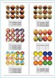 安い昇進PUの泡の圧力の球の多彩な印刷