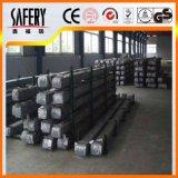 Barras lisas laminadas a alta temperatura de aço inoxidável de AISI 316