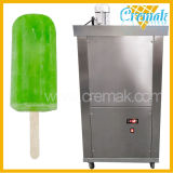 Acciaio inossidabile commerciale 1 macchina del Popsicle della macchina del bastone del lecca lecca di ghiaccio del modello del pavimento della muffa