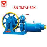 Höhenruder übersetzte Zugkraft-Maschine Sn-Tmyj150K (400~630KG, 1m/s)
