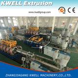 Linha de produção ondulada da extrusão da tubulação da parede dobro do PVC do elevado desempenho