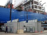 la Banca di caricamento 450V per la prova marina del generatore