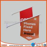 Publicidad tienda 440gsm decorativos de PVC de pared exterior banderas