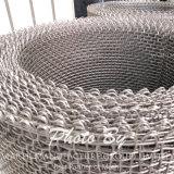 明白な織り方のステンレス鋼のワイヤーネット