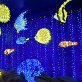 LEDの熱帯魚の装飾的で軽い党および結婚式の装飾