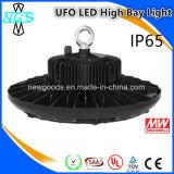 Hoge LEIDENE van het UFO van de Macht Hoge Lichte Industriële LEIDENE van de Baai Verlichting