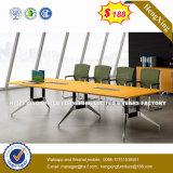 Compartiment chaud de bureau de poste de travail de pattes en métal de meubles de bureau de vente (UL-NM077)