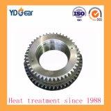Módulo de grande roda da engrenagem dupla de transmissão utilizado na indústria metalúrgica