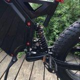 Bicicleta colorida gorda de la grasa de la visualización 1500W del neumático TFT de la bici eléctrica