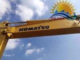 Excavador usado de KOMATSU PC200-7 del excavador de la correa eslabonada de KOMATSU PC200-7
