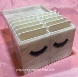 De Kosmetische Met de hand gemaakte AcrylUitbreiding van uitstekende kwaliteit van de Wimper