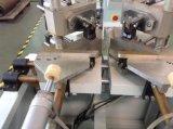 Máquina da limpeza do canto do indicador do PVC de UPVC