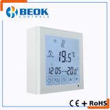 Termóstato termorregulador de la calefacción de la pantalla táctil para el termóstato del sistema de calefacción de la caldera de gas