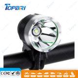 Projecteur à LED LED RECHARGEABLE USB 10W de la lumière de vélo
