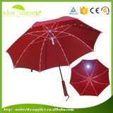 LEIDENE van de Douane van de Stijl van jonge geitjes de Populaire Lichte PromotieParaplu van de Paraplu