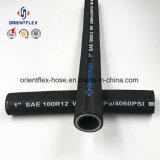 Fabricante de mangueras hidráulicas de goma (SAE100 R10/SAE 100R10)