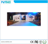 High Brightness SMD3528 P4.8 LED Screen LED Cabinet 576 * 576mm