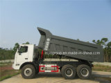 420HP van de Mijnbouw van Sinotruk HOWO off-Road 70 Ton van de Vrachtwagen van de Stortplaats