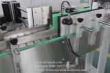 Caja automática de la máquina de etiquetado de la etiqueta engomada del alto rendimiento botella redonda