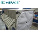 5 мкм / 10-микронный фильтр нажмите Фильтр ткань для обезвоживания осадков