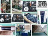 黒い緩和されたガラスのパネルのガスこんろの家庭電化製品(JZS3522)