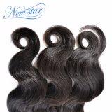 Оптовое выдвижение волос Remy девственницы волос Unproccessed сотка бразильское