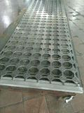 Revêtement en aluminium panneau décoratif à l'écran CNC découpé au laser