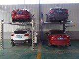 Sistema esperto do elevador do estacionamento do carro de borne dois