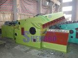 Tesoura hidráulica do jacaré da sucata (fábrica)