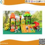 2018 Последний открытый пластиковый игровая площадка для детей