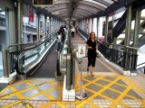 La caminata móvil de la regeneración de la energía de Japón Technolog, precio móvil del elevador, fábrica móvil del elevador