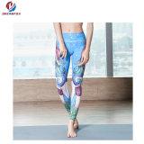 De Beenkappen van de Yoga van de Slijtage van de Yoga van de Geschiktheid van de Broek van de populaire Vrouwen van het Ontwerp van het Hart