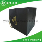 Saco de papel feito sob encomenda de presente de casamento da venda quente/saco de papel da compra com punhos