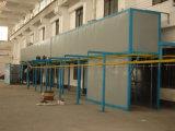 Riga di rivestimento elettrostatica della polvere della strumentazione della verniciatura a spruzzo