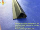 Furniture Hardware Black Bended Long Hinge