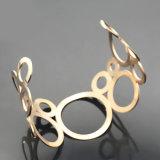 Armband van de Manier van de Ster van het Roestvrij staal van de Armband van de Juwelen van vrouwen de Zilveren