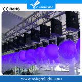 크리스마스 LED 가벼운 RGB 디스코 공 단계 조명 기구
