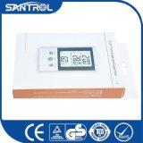 Temperatur-und Feuchtigkeits-Messinstrument mit Zeit
