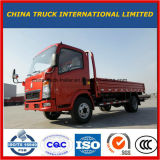 Flatbed Lichte Vrachtwagen HOWO met 91 PK Rhd/LHD