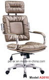 人間工学的の余暇の管理の革Commericalの金属のオフィスの椅子(PE-A2010)
