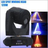 DMX Light Gobo 120W High Power Spot Moving Head Light